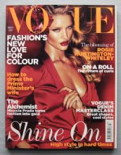 Vogue Magazine - 2011 - March